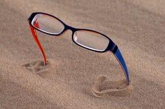 vetri del deserto Fotografie Stock Libere da Diritti