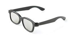Vetri dell'occhio (vetri del cinema 3D) Immagine Stock