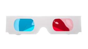 Vetri di carta 3D Fotografia Stock Libera da Diritti