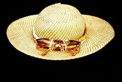 Vetri e cappello Immagini Stock Libere da Diritti