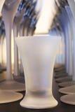 Vetri glassati Fotografia Stock Libera da Diritti