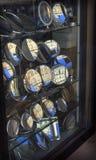Vetrina degli specchi Fotografia Stock