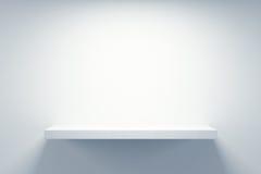Vetrina vuota del boutique Fotografia Stock