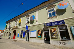Vetrinj dwór, Maribor Obraz Royalty Free