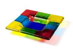 Vetro & colore fotografia stock