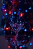 Vetro celebratorio. Fotografia Stock Libera da Diritti