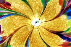 Vetro colorato Fotografie Stock Libere da Diritti
