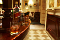 Vetro da whisky Immagine Stock Libera da Diritti