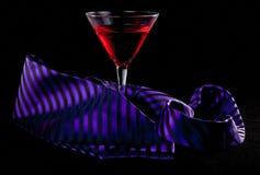 Vetro dei cocktail Fotografia Stock Libera da Diritti
