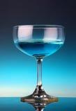 Vetro del cocktail Fotografia Stock