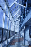 vetro del corridoio Immagine Stock Libera da Diritti