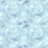 Vetro 2 del ghiaccio Fotografia Stock