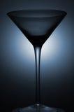 Vetro del Martini Fotografie Stock