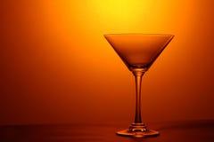 Vetro del Martini Immagini Stock