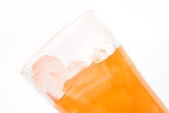 Vetro della soda Fotografie Stock