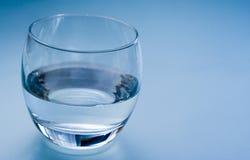 Vetro di acqua Immagine Stock Libera da Diritti
