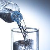 Vetro di acqua Immagini Stock