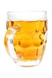 Vetro di birra Fotografie Stock Libere da Diritti