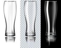 Vetro di birra Illustrazione di vettore Illustrazione Vettoriale