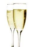 Vetro di Champagne Immagine Stock