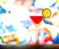 Vetro di cocktail fotografia stock libera da diritti