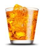 Vetro di cocktail elegante Fotografia Stock Libera da Diritti
