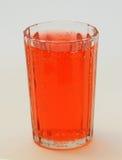 Vetro di limonata rossa. Immagine Stock Libera da Diritti