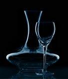 Vetro di vino fotografia stock libera da diritti