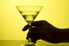 Vetro di whiskey Immagine Stock Libera da Diritti