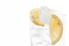 Vetro freddo della soda Fotografia Stock