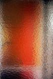 Vetro glassato dei reticoli astratti immagini stock
