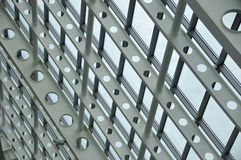 vetro/metallo Immagine Stock