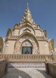 Vetro nascosto Pha di Pha (Wat Pha Kaew) fotografia stock libera da diritti