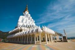 Vetro nascosto Pha di Pha (Wat Pha Kaew) immagini stock