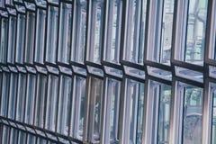 Vetro quadrato Fotografie Stock Libere da Diritti