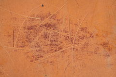 Vetroresina arancione Immagine Stock Libera da Diritti