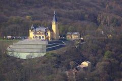Vetruse chateau in Usti nad Labem Stock Photo