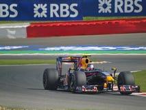 Vettel... Stock Image