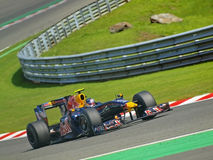 Vettel... (2) Royalty Free Stock Photo