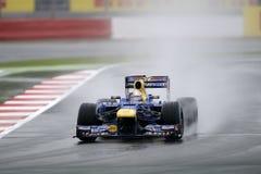 Vettel di Sebastain, toro rosso F1 Fotografia Stock Libera da Diritti