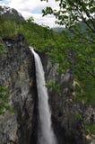 Vettisfossen,挪威,尤通黑门山脉国家公园 库存照片