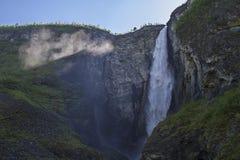 Vettisfossen Stock Photo