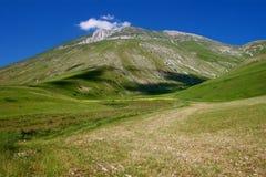 vettore горы Стоковая Фотография RF