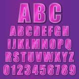 Vettore ABC illustrazione vettoriale