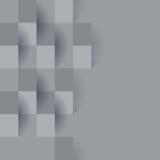 Vettore astratto grigio del fondo illustrazione vettoriale