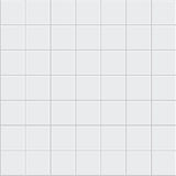 Vettore bianco di struttura delle mattonelle Fotografia Stock