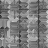 Vettore in bianco e nero del modello Immagini Stock Libere da Diritti