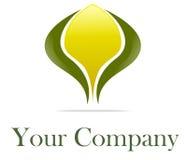 Vettore corporativo di marchio Immagini Stock