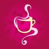 Vettore del caffè Illustrazione di Stock