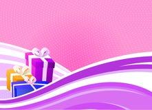 Vettore del regalo royalty illustrazione gratis